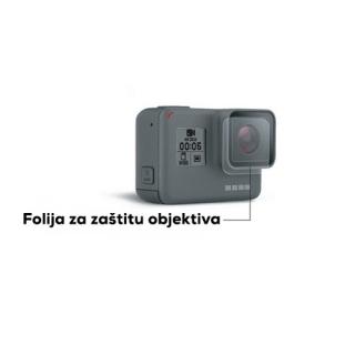 Folija za zastitu ekrana objektiva za GoPro Hero 4s