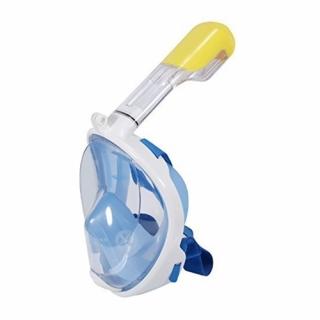 Maska za ronjenje za GoPro L/XL plava