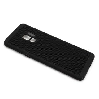 Futrola PVC BREATH za Samsung G960F Galaxy S9 crna