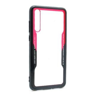 Futrola BACK CLEAR za Huawei P20 Pro crno-crvena