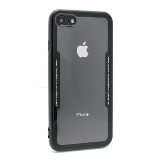 Futrola BACK CLEAR za Iphone 7/ Iphone 8 crna