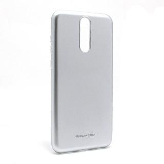 Futrola Jelly za Huawei Mate 10 Lite srebrna