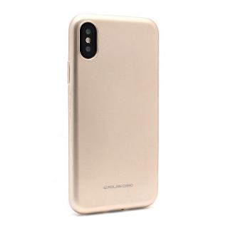 Futrola Jelly za Iphone X/ Iphone XS zlatna