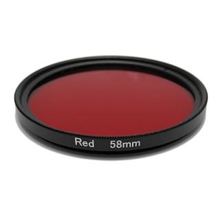 Prsten za objektiv za GoPro crveni