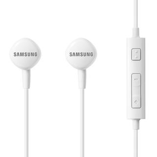 Slušalice stereo Samsung 1303 3.5mm mikrofon bele