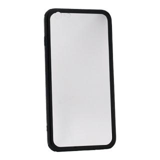 Futrola GLASS Clear za Iphone 6 Plus crna