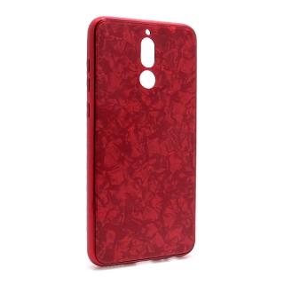 Futrola GLASS Crystal za Huawei Mate 10 Lite crvena