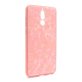 Futrola GLASS Crystal za Huawei Mate 10 Lite roze
