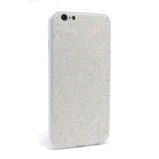 Futrola GLASS Crystal za Iphone 6G/Iphone 6S bela