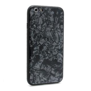 Futrola GLASS Crystal za Iphone 6G/Iphone 6S crna