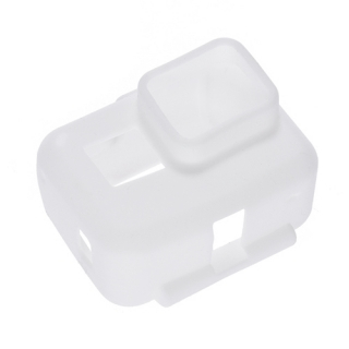 Silikonska maska za GoPro 5 model 1 bela