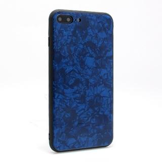 Futrola GLASS Crystal za Iphone 7 Plus/Iphone 8 Plus plava model 1