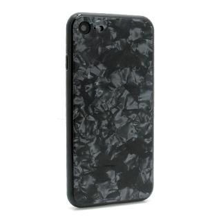 Futrola GLASS Crystal za Iphone 7/Iphone 8 crna
