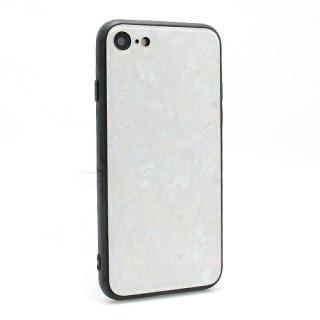 Futrola GLASS Crystal za Iphone 7/Iphone 8 bela model 1