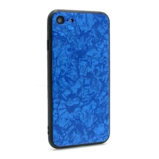 Futrola GLASS Crystal za Iphone 7/Iphone 8 plava model 1
