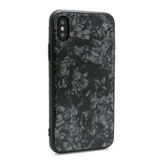 Futrola GLASS Crystal za Iphone X/ Iphone XS crna