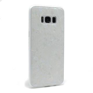 Futrola GLASS Crystal za Samsung G950F Galaxy S8 bela
