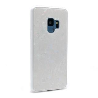 Futrola GLASS Crystal za Samsung G960F Galaxy S9 bela