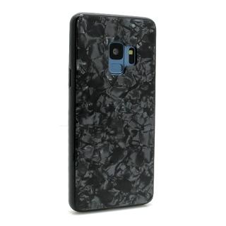Futrola GLASS Crystal za Samsung G960F Galaxy S9 crna