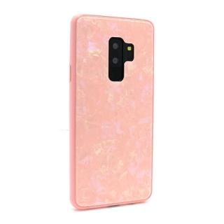 Futrola GLASS Crystal za Samsung G965F Galaxy S9 Plus roze