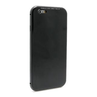Futrola Magnetic Glass Frame za Iphone 6G/Iphone 6S crna