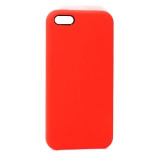 Futrola Silky and soft za Iphone 5G/Iphone 5S/Iphone SE crvena