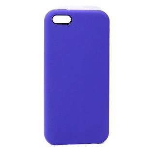 Futrola Silky and soft za Iphone 5G/Iphone 5S/Iphone SE ljubicasta