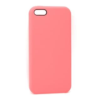 Futrola Silky and soft za Iphone 5G/Iphone 5S/Iphone SE pink