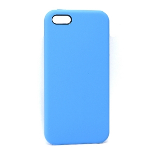 Futrola Silky and soft za Iphone 5G/Iphone 5S/Iphone SE plava