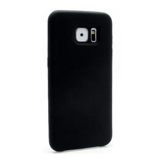 Futrola Silky and soft za Samsung G935 Galaxy S7 Edge crna