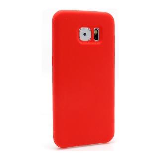 Futrola Silky and soft za Samsung G935 Galaxy S7 Edge crvena
