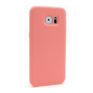 Futrola Silky and soft za Samsung G935 Galaxy S7 Edge roze