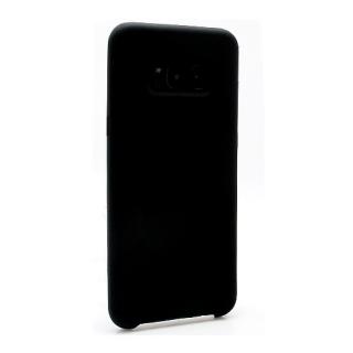 Futrola Silky and soft za Samsung G955F Galaxy S8 Plus crna
