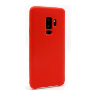 Futrola Silky and soft za Samsung G965F Galaxy S9 Plus crvena