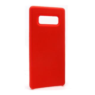 Futrola Silky and soft za Samsung N950F Galaxy Note 8 crvena
