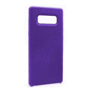 Futrola Silky and soft za Samsung N950F Galaxy Note 8 ljubicasta