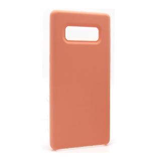 Futrola Silky and soft za Samsung N950F Galaxy Note 8 roze
