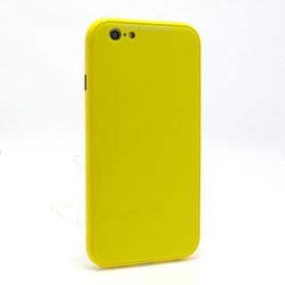 Futrola Magnetic frame 360 za Iphone 6G/Iphone 6S zuta