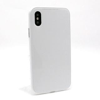 Futrola Magnetic frame 360 za Iphone X bela