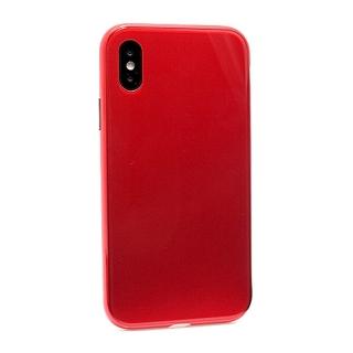 Futrola Magnetic frame 360 za Iphone X crvena