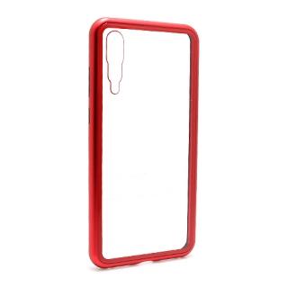 Futrola Magnetic frame za Huawei P20 Pro crvena