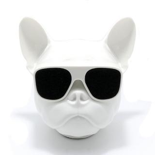 Zvucnik DOG Bluetooth beli
