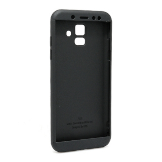 Futrola PVC 360 PROTECT za Samsung A600F Galaxy A6 2018 crna