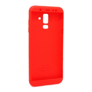 Futrola PVC 360 PROTECT za Samsung A605G Galaxy A6 Plus 2018 crvena