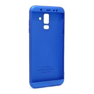 Futrola PVC 360 PROTECT za Samsung A605G Galaxy A6 Plus 2018 plava