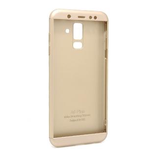Futrola PVC 360 PROTECT za Samsung A605G Galaxy A6 Plus 2018 zlatna