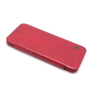 Futrola NILLKIN QIN za Huawei P20 Lite crvena