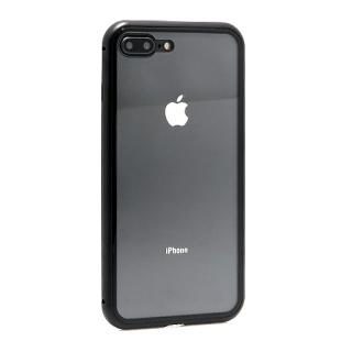 Futrola Magnetic frame za Iphone 7 Plus/ Iphone 8 Plus crna