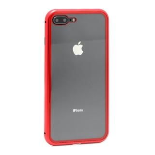 Futrola Magnetic frame za Iphone 7 Plus/ Iphone 8 Plus crvena