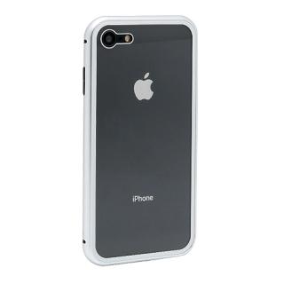 Futrola Magnetic frame za Iphone 7/ Iphone 8 srebrna